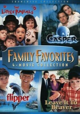 Family Favorites 4 -Movie Collection (2Pc) (Ws) New Dvd