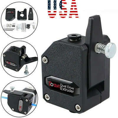 1PC High Performance BMG Extruder Cloned Btech Bowden Extruder Dual Drive US