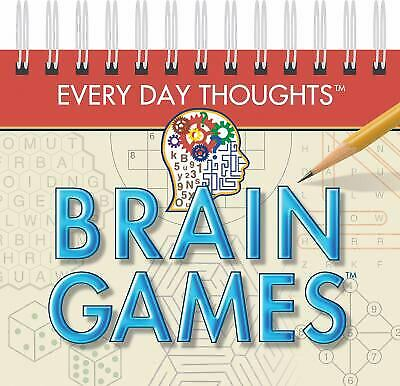 Every Day Thoughts™ Brain Games Perpetual Calendar