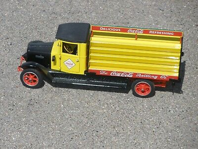 Danbury Mint 1/24 1928 International Coca-Cola Delivery Truck - TRUCK ONLY