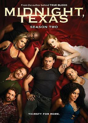MIDNIGHT, TEXAS 2 (2018): Vampire Supernatural TV Season Series - NEW Rg1 DVD
