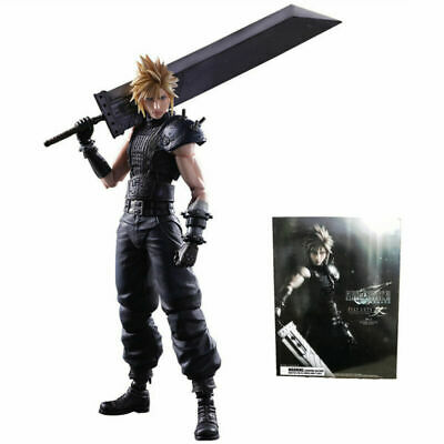 Play Arts Final Fantasy VII FF7 Cloud Collection Action Figure Figurine Statues