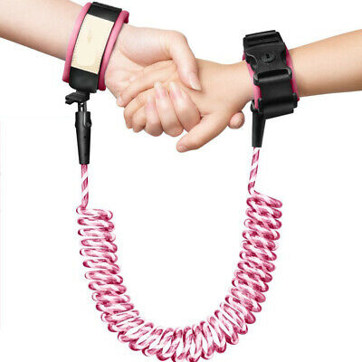 Wrist Link Harness Baby Walking Leash Hand Belt Safety Wristband for Kids