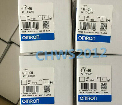 1 PCS NEW IN BOX Omron floating switch 61F-GH AC110/220