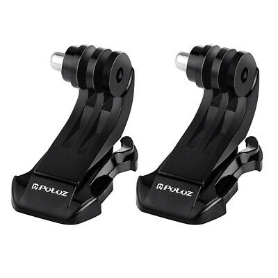 Puluz Fusion Session J Hook Quick Release Buckle Mount For Gopro Hero 6 5 4 3+