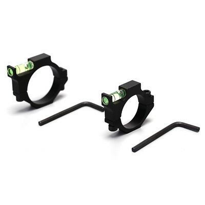 Metal Spirit Bubble Level for Riflescope Scope Laser Ring Mount HolderXBUK