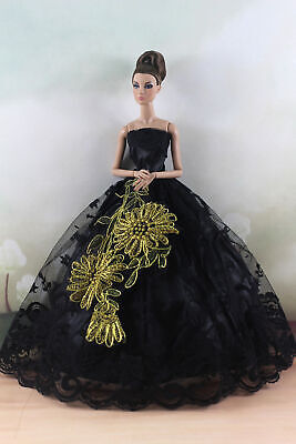 Fashion Party Dress Evening Clothes/Gown For 11 inch. Doll #07