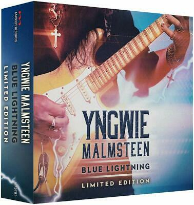 YNGWIE MALMSTEEN 'BLUE LIGHTNING' Deluxe Edition CD (29th March 2019)