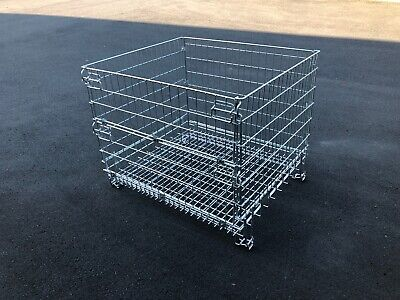 Steel Stillages, Metal Storage Cages, Wire Mesh Stillages