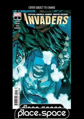 Invaders #2 (Wk09)