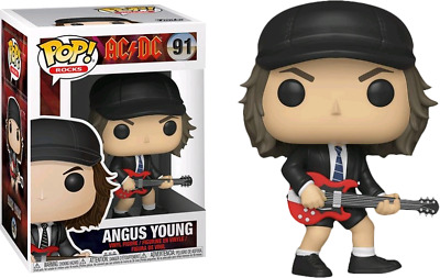 Funko Pop! Rocks ACDC Angus Young #91