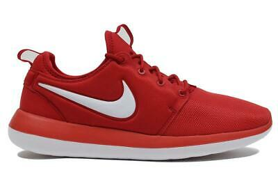 online store b8a9c 0981f Nike Roshe Two Men s Casual Shoes (Size 11) Red   White 844656 601