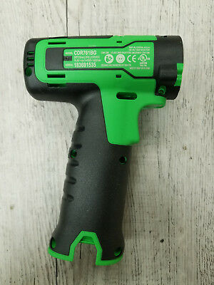 """Snap On Replacement Repair Body Kit CTR767 Green Cordless Ratchet 3//8"""" Dr 14.4V"""