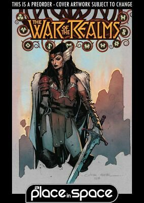 (Wk14) War Of The Realms #1O - Coipel Variant - Preorder 3Rd Apr