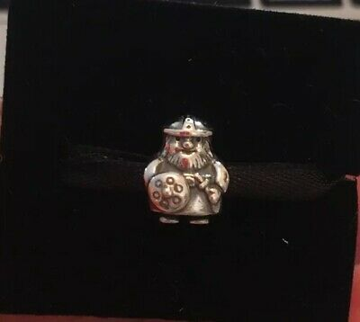 RETIRED NEW Authentic Pandora VIKING Charm 790588 -Sterling Silver ALE/925