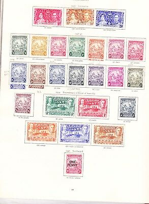 British Colonies & Territories Barbados (until 1966) Barbados 1907 Kingston Relief Fund Mint Strip Inverted Opt #153 & #153a Ws12475 New Varieties Are Introduced One After Another