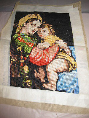 Needlepoint  Raphael Complete  Royal Paris