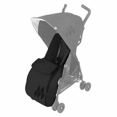 Maclaren Mark II Footmuff, Black  NEW WITHOUT TAGS