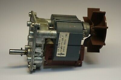 EM 3038-41  240V 50Hz Motor and reduction gearbox