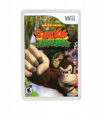 Donkey Kong Jungle Beat Nintendo Wii Fridge Magnet Iman Nevera