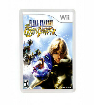 Final Fantasy The Cystal Bearers Nintendo Wii Fridge Magnet Iman Nevera
