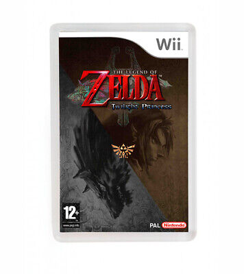 The Legend Of Zelda Twilight Princess Nintendo Wii Fridge Magnet Iman Nevera