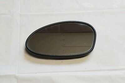 For BMW E90 3Series Driver Left Door Mirror Glass Electro-Chrome OEM 51167144309