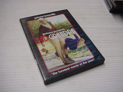 DVD - Bad Grandpa - Johnny Knoxville - Jackson Nicoll - Rated R