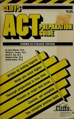 ACT American College Testing Science Section 4 Test Exam QA PDF/&Simulator
