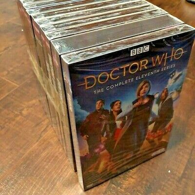 Doctor Who: Complete Series Season 1-11 DVD SET 1,2,3,4,5,6,7,8,9,10,11