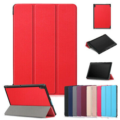 For 10.1'' Lenovo Tab E10 TB-X104F Tablet PC PU Leather Flip Stand Cover Case