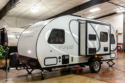 New 2019 RP-191 Ultra Lite Slide Out Travel Trailer for Sale with Twin Beds