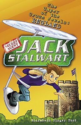 (Very Good)1862301263 Jack Stalwart: The Caper of the Crown Jewels - Great Brita