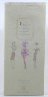 BARBIE Fashion Model Collection THE SHOWGIRL Doll original tissue Gold Label #AA