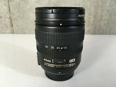 Nikon AF-s Nikkor 18-70mm F3.5-4.5 G ED in near Mint condition*