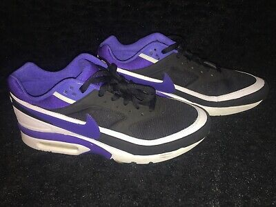 NIKE AIR MAX BW Ultra SE Mens Running Shoes Black White Size 11.5 ... 3165132f9