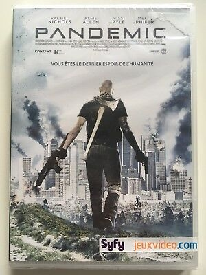 Pandemic DVD NEUF SOUS BLISTER The Walking Dead rencontre Call of Duty