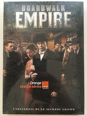 Boardwalk empire saison 2 COFFRET DVD NEUF SOUS BLISTER