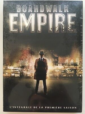 Boardwalk empire saison 1 COFFRET DVD NEUF SOUS BLISTER