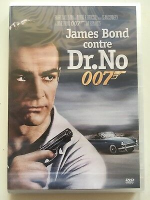 James Bond contre Dr No DVD NEUF SOUS BLISTER Sean Connery