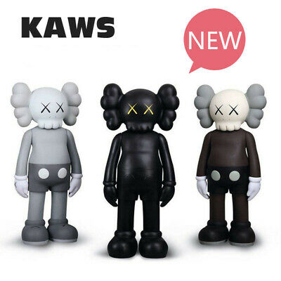 """KAWS COMPANION Flayed Open Dissected BFF 8"""" PVC Action Figures Toys Without BOX"""