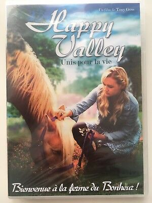 Happy Valley DVD NEUF SOUS BLISTER Film chevaux