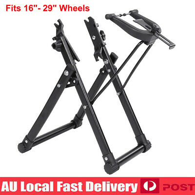 "Mechanic Bike Bicycle Wheel Truing Maintenance Stand For  16"" to 29"" 700C Wheels"