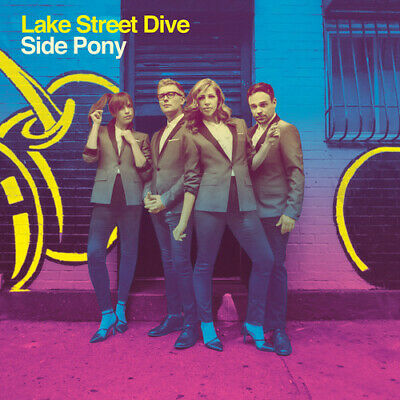 Lake Street Dive - Side Pony CD NEW