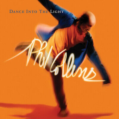 Phil Collins - Dance Into The Light (2 Disc, Deluxe Edition) CD NEW