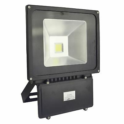 LED 70w Floodlight Security High Power 5000 Lumen 6000k Day White Waterproof E
