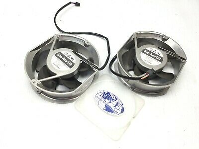 Ibm 22R5053 109E5712Pb5Y04 San Ace 172 Ds8000 Fan Sanyo Denki Lot Of 2 Fans