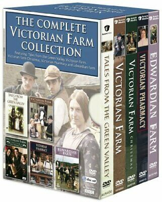 The Complete Victorian Farm Collection Dvd [Uk] New Dvd