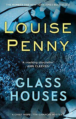 Glass Houses (Chief Inspector Gamache Book 13) by Penny, Louise Book The Cheap
