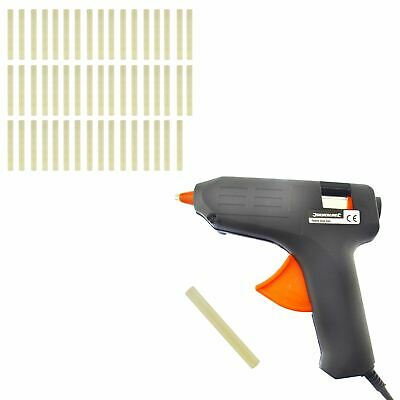 Glue Gun Trigger Electric 230V Very Hot Melt & Glue Sticks 50 PACK 11mm x 100m